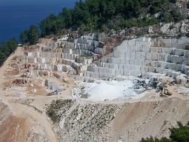 Our Quarries in Thassos