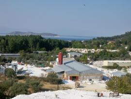 Our main Falcilities in Thassos